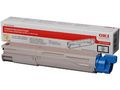 OKI TONER CARTRIDGE BLACK F/ C3450 1.5K P