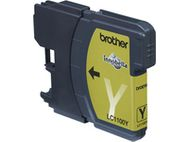 BROTHER ink yellow standard size (LC1100Y)