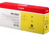CANON Ink tank PFI-703Y/ Yellow (2966B001)