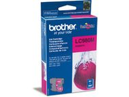 BROTHER LC980M Magenta ink 300 pages (LC980M)