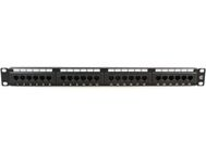 """MICROCONNECT 19"""" UTP. 5e patch panel"""