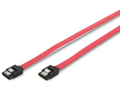 MICROCONNECT SATA Cable 50cm with Clip