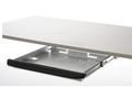 OEM Safety Laptop Drawer with lock, Silver