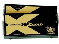 ADDER TECH AdderLink X2-GOLD Up to 300m. SPECIAL OR (X2-GOLD/P-EURO)