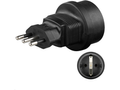 MICROCONNECT Universal adapter Italy/ Schuko