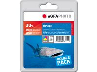AGFAPHOTO Ink Color 2-Pack (APHP343CDUO)