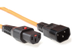 MICROCONNECT Power Cord 2m Extension W/Lock