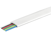 MICROCONNECT Telephone flat 6wires 100m (MPK100-6CCAW)
