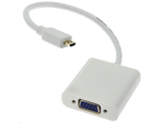MICROCONNECT HDMI Micro - VGA adapter