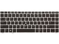 HP Keyboard (DUTCH) (702843-B31)