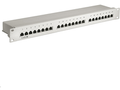 MICROCONNECT Patch Panel CAT 5e 24 port