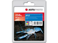 AGFAPHOTO Ink CO, rpl HP No. 17 (APHP17C)