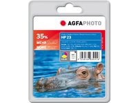 AGFAPHOTO Ink CO, rpl HP No. 23 (APHP23C)