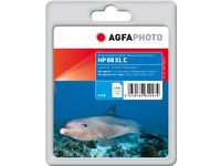 AGFAPHOTO Ink C, rpl HP No 88 XL (APHP88XLC)