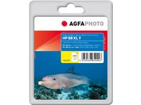 AGFAPHOTO Ink Y, rpl HP No 88 XL (APHP88XLY)