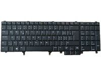 DELL Keyboard (SWISS-EURO) (7C560)