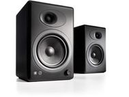 AUDIOENGINE Powered Bookshelf Speakers A5+ (AUDIOENGINE-5+B)