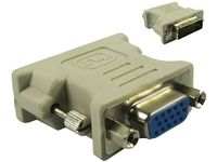 MICROCONNECT Adapter DVI 24+1 - HD15 M-F