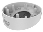 MicroView In-Ceiling Mount, White.