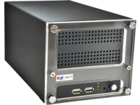 ACTi 16ch 2-Bay Bundled 4TB Desktop (ENR-130-4TB)