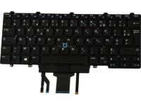 DELL Keyboard (FRENCH) (W93F7)