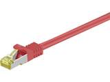 MICROCONNECT CAT 7 S/FTP  RJ45 RED 1.5m