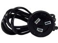 MOXA POWER CORD FOR NPORT 6000 / UP