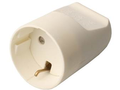 MICROCONNECT Schuko plug, Female