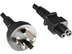 MICROCONNECT Power Cord China - C5 1.8m
