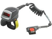 ZEBRA RS419 Wearable Barcode Scanner - Cable Connectivity - 116 scan/s - Laser - Bi-directional (RS419-HP2000FSR)