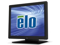 ELO 1717L 15-inch LCD  Desktop, VGA video interface,   Projected Capacitive,   Multi-touch,  USB touch controller interface,   Worldwide-version,  Zero-bezel,  Clear, Charcoal gray (E824217)