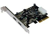 ST LAB PCIe x 4, USB 3.1-C  Card