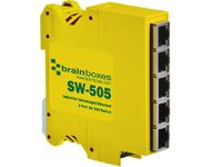 BRAINBOXES Ethernet Switch 5 ports (SW-505)