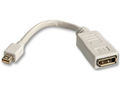 MICROCONNECT Mini Displayport - DP M-F 15cm