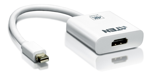 ATEN Active mini DisplayPort to HDMI aspater, 3D, up 3840x2160 (VC981-AT)