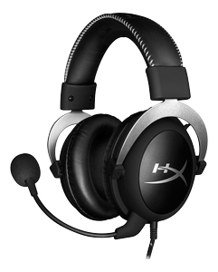 KINGSTON HyperX CloudX - Gaming Headset (HX-HSCX-SR/EM)