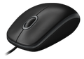 LOGITECH B100 OPTICAL MOUSE FOR BUSINESS BLACK    NEW MARCH 2013 IN
