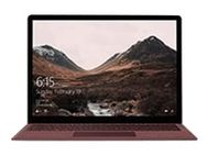 MICROSOFT MS Surface Laptop i7 16GB 512GB W10P 30,81cm 13,5inch Commercial SC Hardware BURGUNDY Nordic (DK)(FI)(NO)(SE)