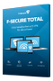 F-SECURE TOTAL (SAFE+Freedome VPN) 1år 3 enh Full