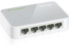 TP-LINK SWITCH TL-SF1005D 5PORT 10 100M MINI DESKTOP 5 10 100M RJ45PORT RETAIL