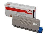 OKI Black Toner Cartridge (44318608)