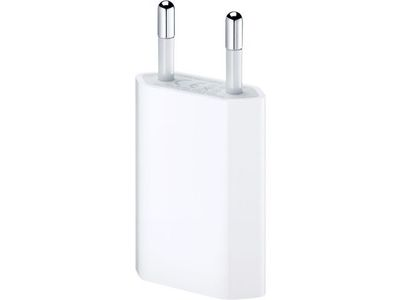 APPLE USB POWER ADAPTER 5W F. IPOD/ IPHONE 2012           IN ACCS (MD813ZM/A)