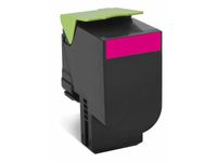 LEXMARK Magenta High Yield Cor Cartridge