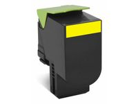 LEXMARK Yellow High Yield Corp Cartridge