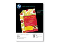 HP Professional glanset papir for blekk – 50 ark/ A4/ 210 x 297 mm (C6818A)