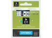 DYMO D1 12mm Tape Black/ White