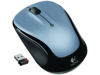 Wireless Mouse M325 Dark Silver