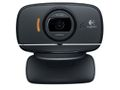 LOGITECH B525 HD Webcam 2MP 720p MSLync USB black OEM