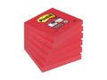 Notes POST-IT Super Sticky 76x76mm poppy / POST-IT (70005198125*6)