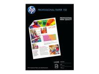 HP 150 Professional glossy paper laser 150g/m2 A4 150 sheets 1-pack (CG965A)